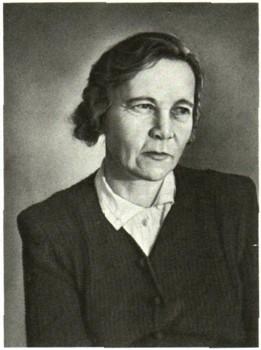 М.П.Прилежаева (1903-1989) 115 лет со дня рождения