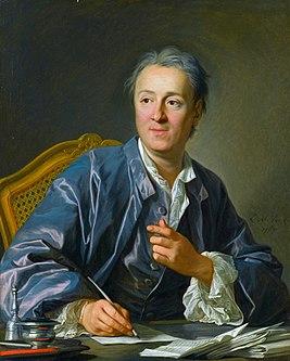Д.Дидро (1713-1784) 305 лет со дня рождения