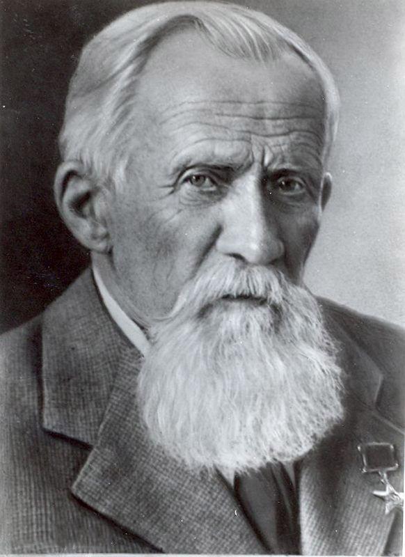 В.А.Обручев (1863-1956) 155 лет со дня рождения