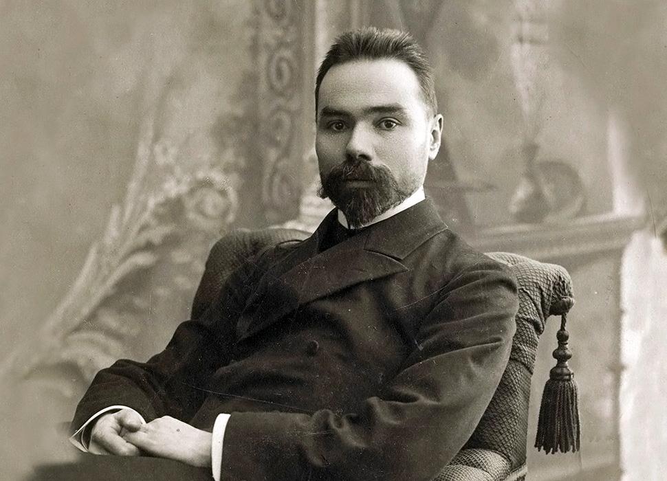 В.Я.Брюсов (1873-1924) 145 летсо дня рождения