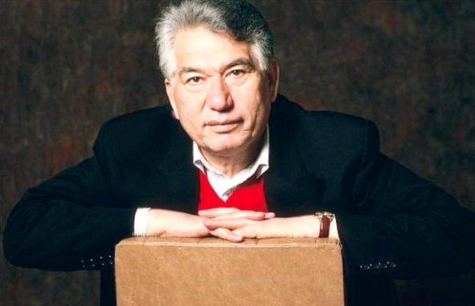 Ч.Т.Айтматов (1928-2008) 90 летсо дня рождения
