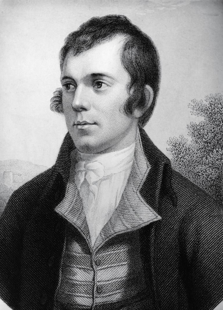 Р. Бернс (1759-1796) 260 лет со дня рождения