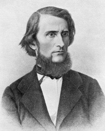 К.Д.Ушинский (1824-1871) 195 лет со дня рождения