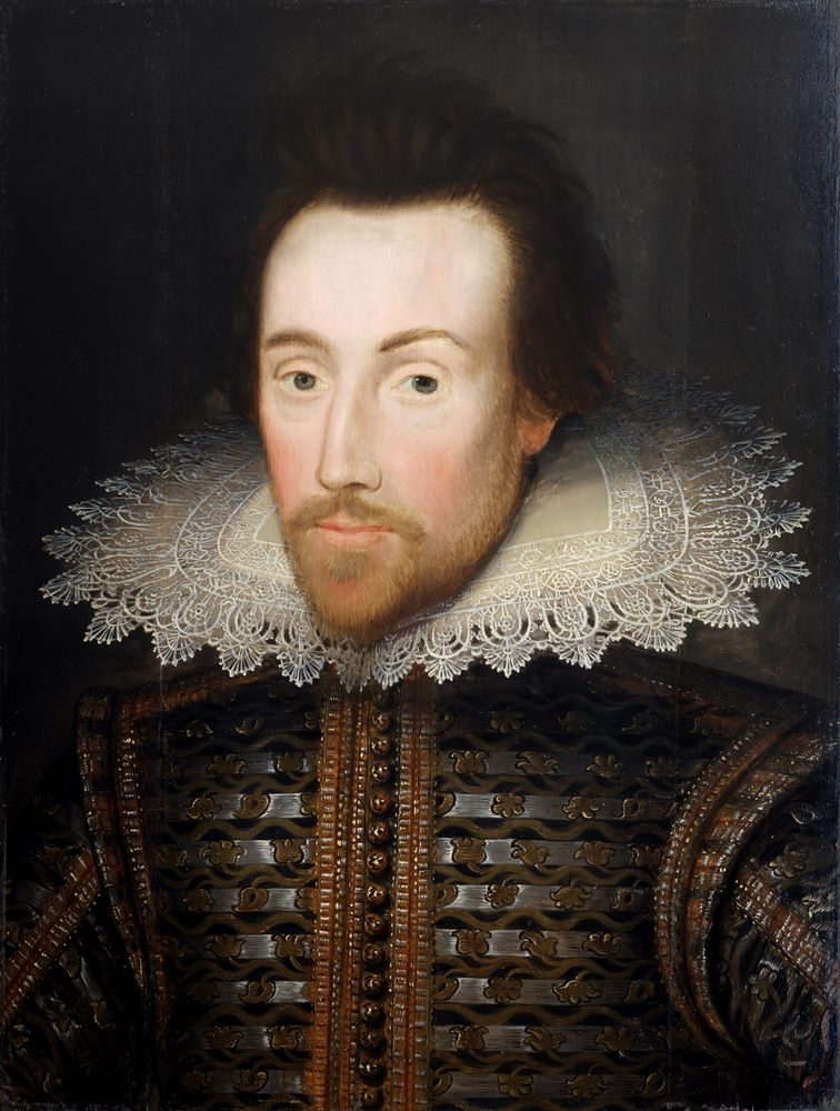 У.Шекспир (1564-1616) 455 лет со дня рождения