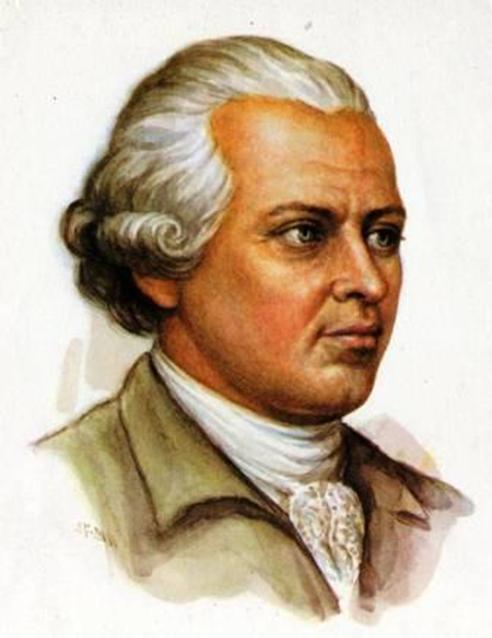 Д.И.Фонвизин (1744-1792) 275 лет со дня рождения