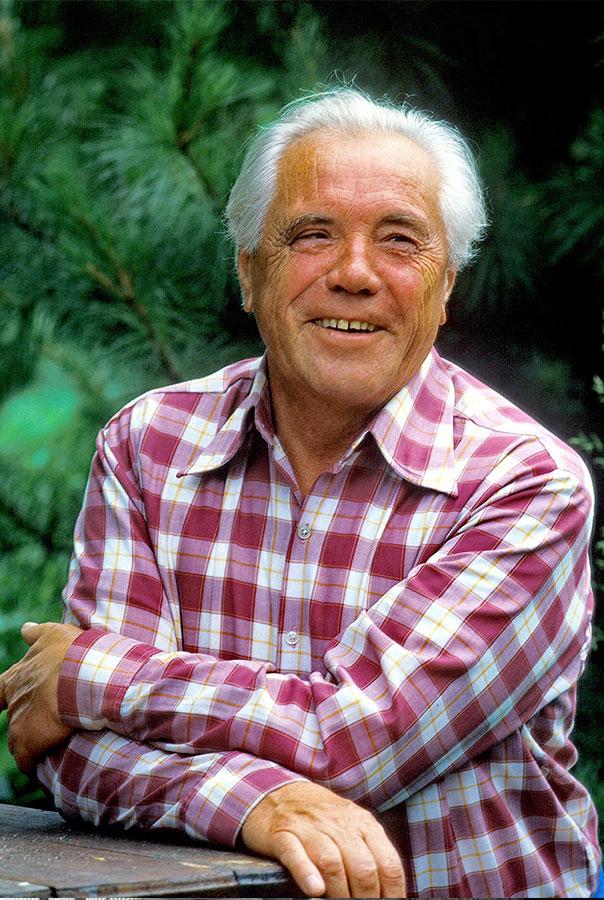 В.П.Астафьев (1924-2001) 95 лет со дня рождения