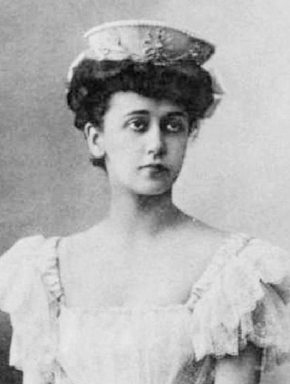 А.А.Ахматова (1889-1966) 130 лет со дня рождения