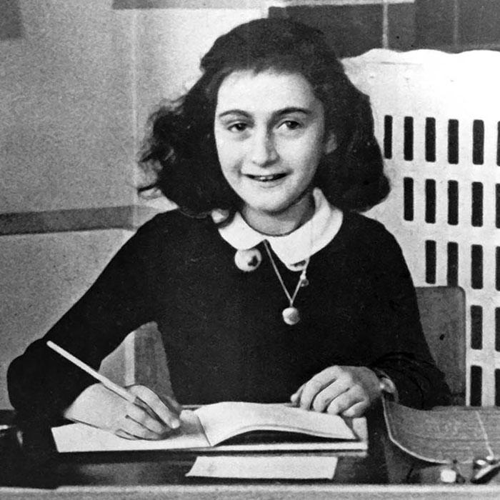 А.Франк (1929-1945) 90 лет со дня рождения