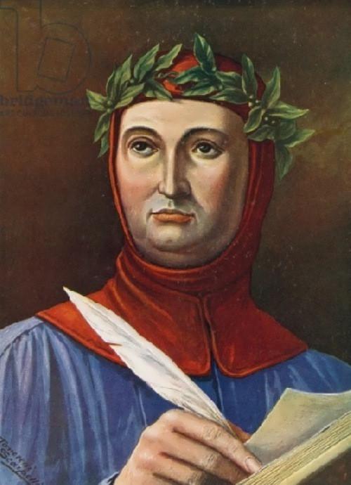 Ф.Петрарк (1304-1374) 715 лет со дня рождения
