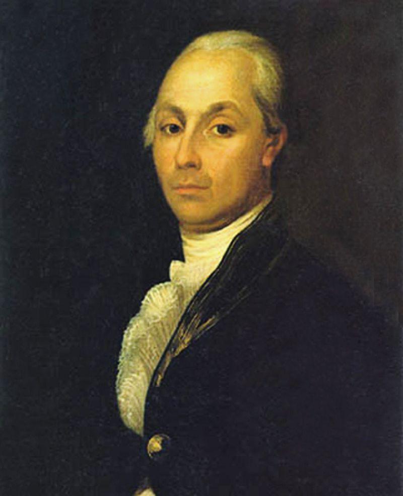 А.Н.Радищев (1749-1802)270 лет со дня рождения