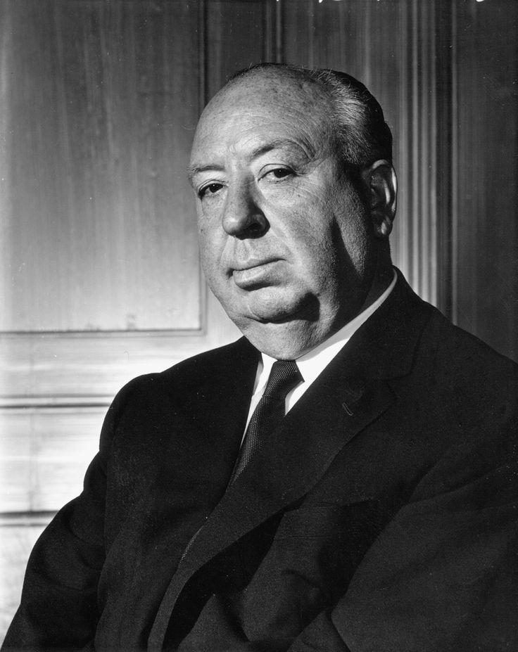АльфредХичкок (1899-1980) 120 лет со дня рождения