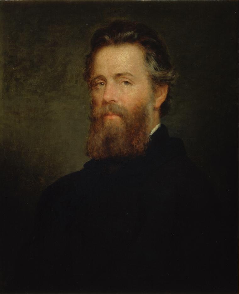 Г. Мелвилл (1819-1891) 200 лет со дня рождения