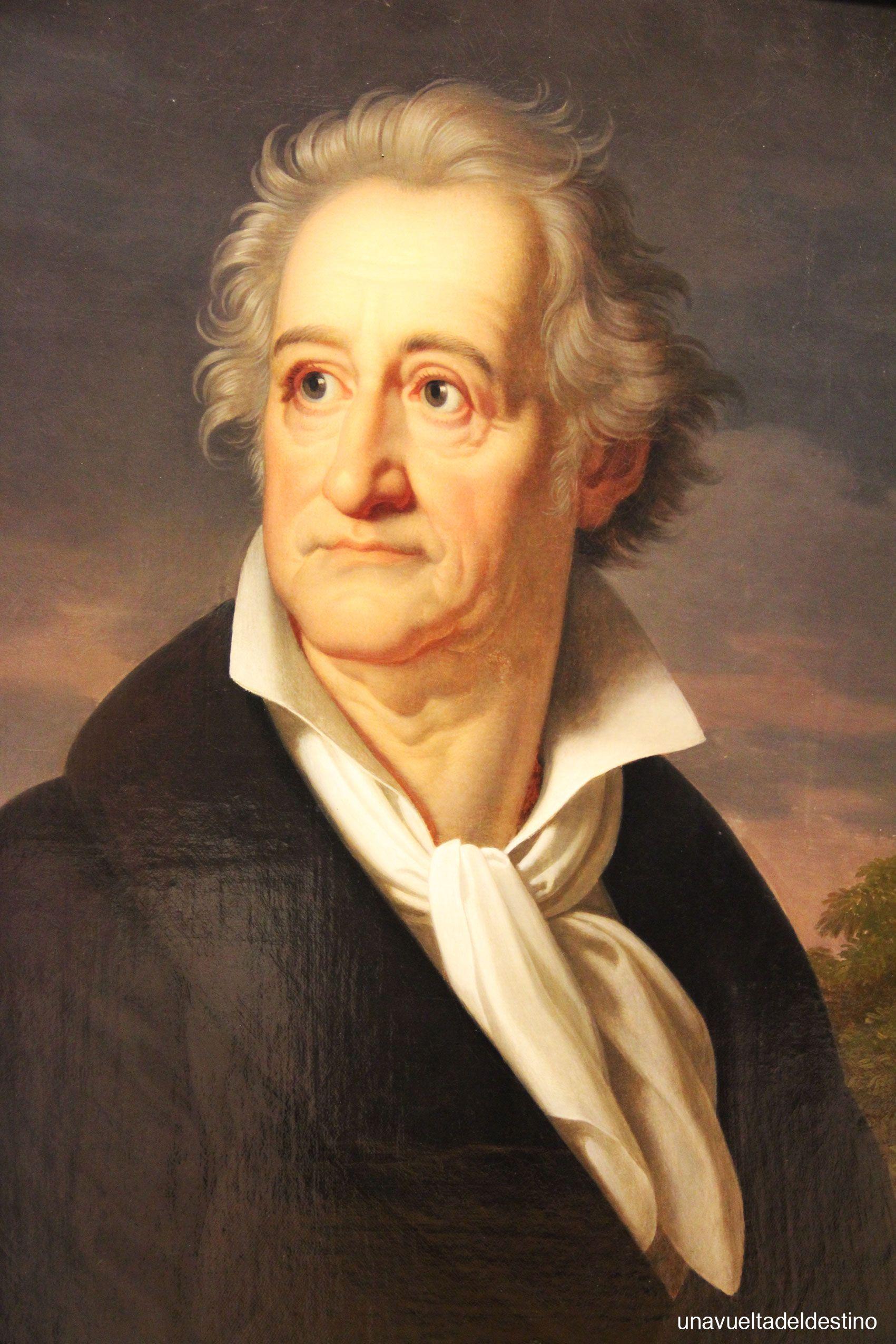 И.В.Гете (1749-1832) 270 лет со дня рождения