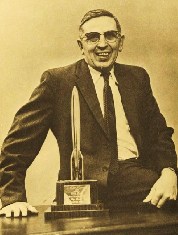 К.Саймак (1904-1988) 115 лет со дня рождения