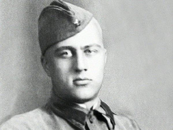 М.В.Кульчицкий (1919-1943) 100 лет со дня рождения