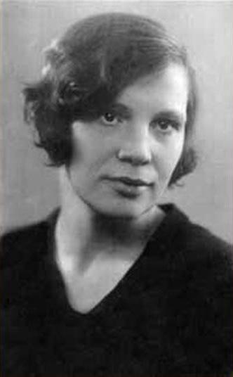 Н.В.Гернет (1904-1982) 115 лет со дня рождения