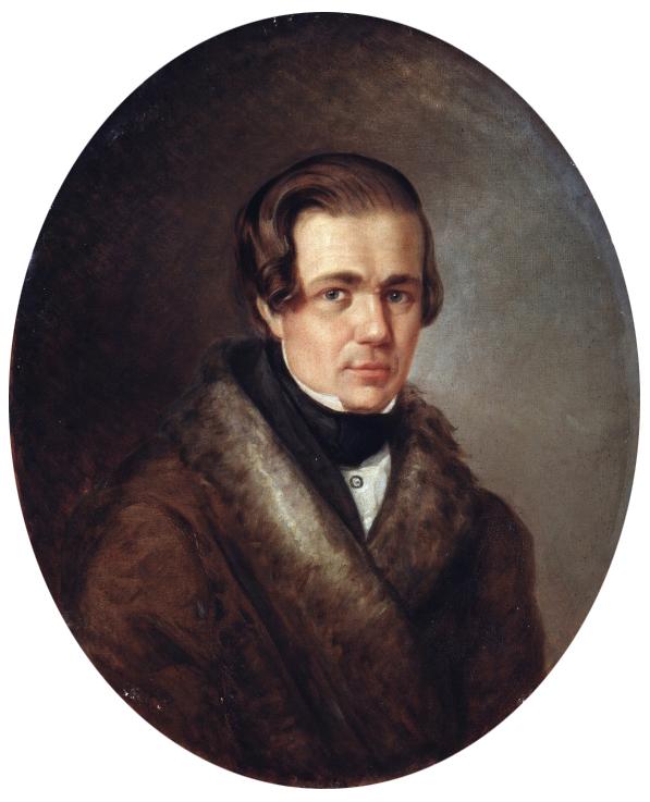 А.В.Кольцов (1809-1842) 210 лет со дня рождения