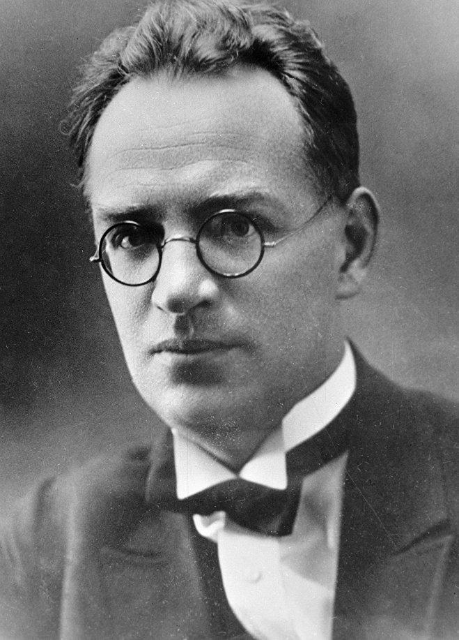 Б.А.Пильняк (1894-1938) 125 лет со дня рождения