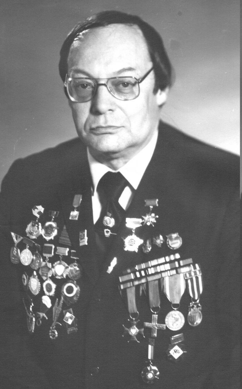 О.А.Горчаков (1924-2000) 95 лет со дня рождения