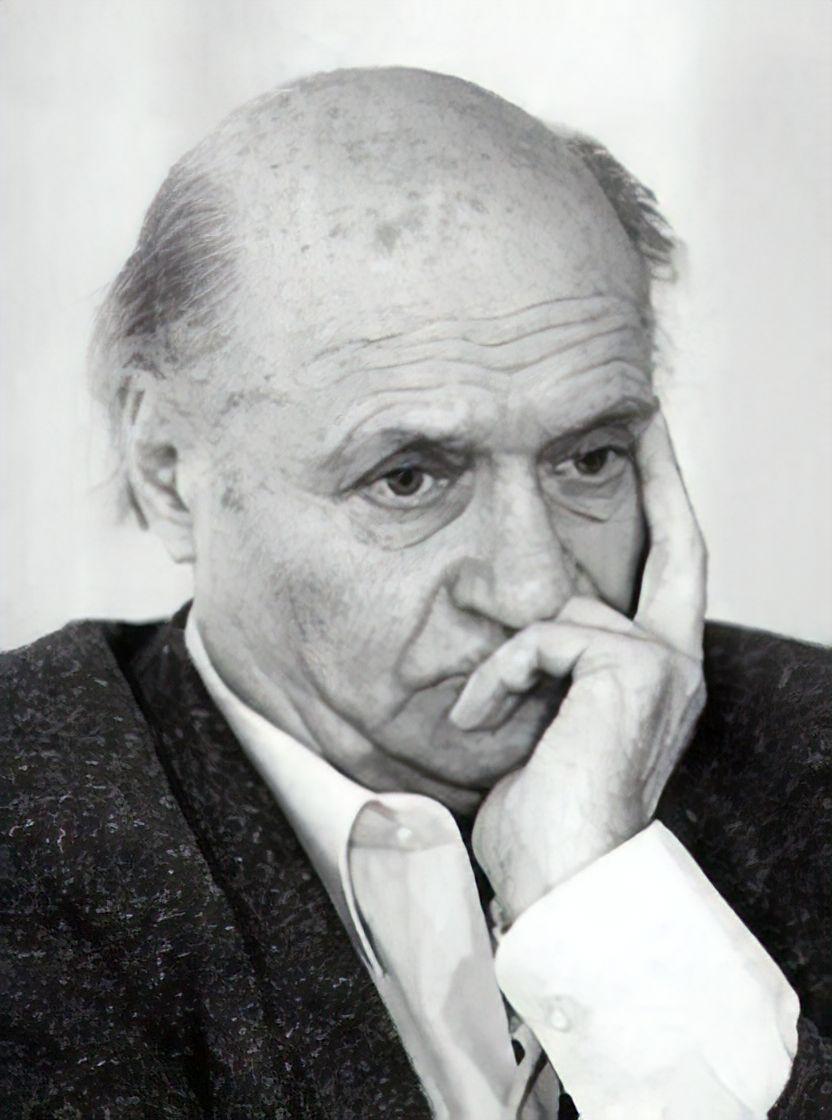 Ю.В.Давыдов (1924-2002) 95 лет со дня рождения