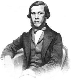 Н.А. Добролюбов (1836 - 1861) 185 лет со дня рождения