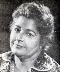 Э. Э. Мошковская (1926–1981) 95 лет со дня рождения