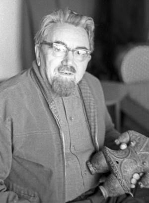 А. П. Казанцев (1906–2002) 115 лет со дня рождения